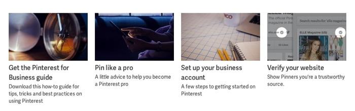 Starten met Pinterest voor je bedrijf